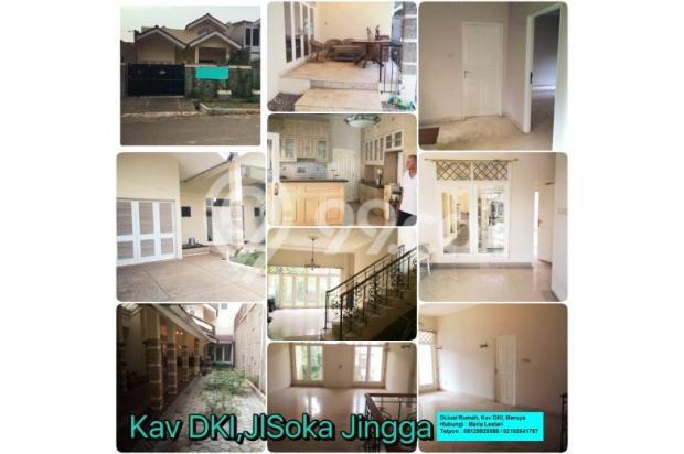 Dijual Rumah di Kav DKI, Jl. Soka JIngga, Meruya, Jakarta Barat 4602772
