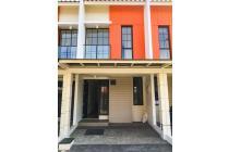 Disewakan cepat Rumah Baru 2 Lantai di Green Village, Pinang, Tangerang