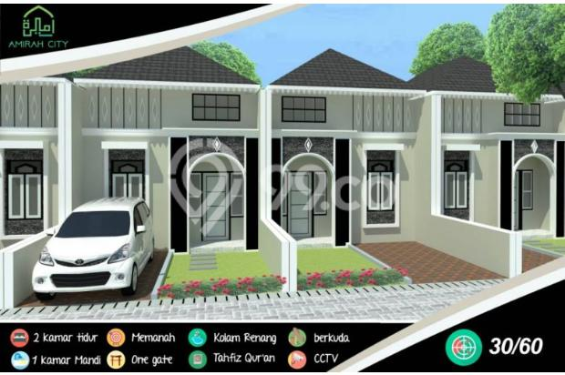 rumah di jual murah KPR tanpa Bunga Amirah City Serang 15697847