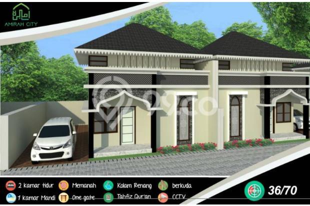 rumah di jual murah KPR tanpa Bunga Amirah City Serang 15697849