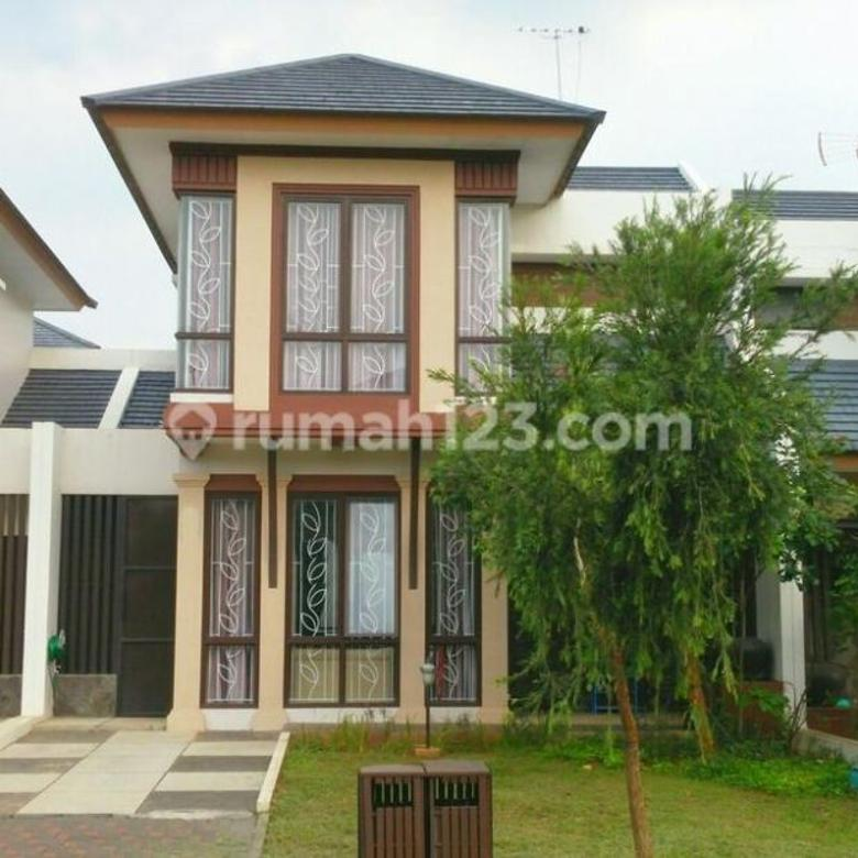 rumah desain modern avani anantha bsd ld60