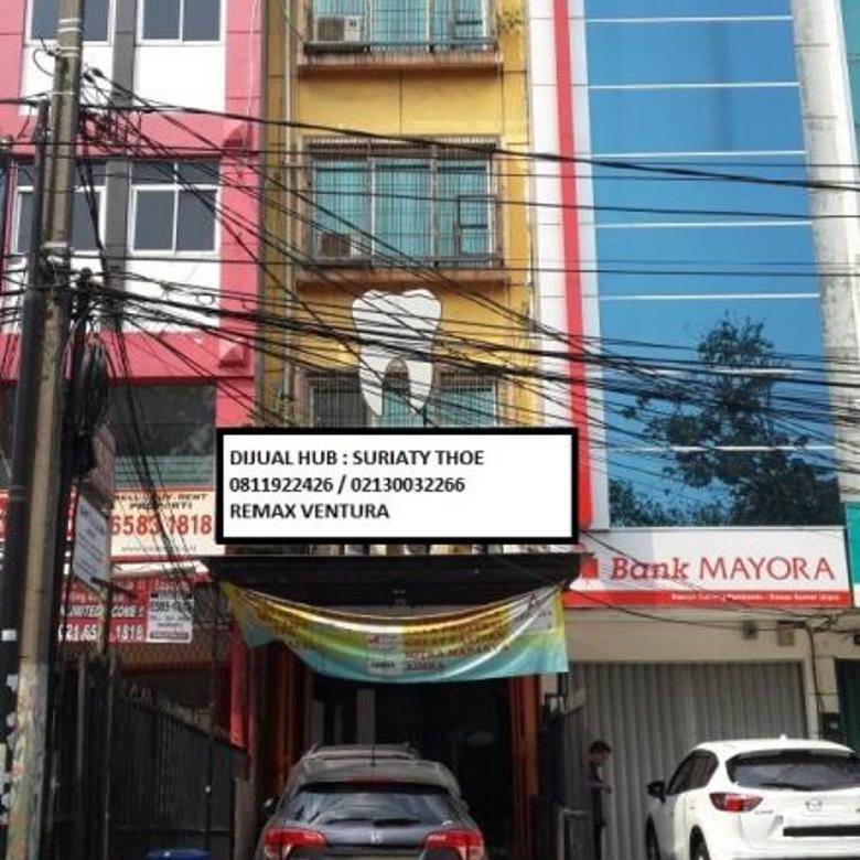 Disewa Ruko @Danau Sunter utara , Jakarta Utara