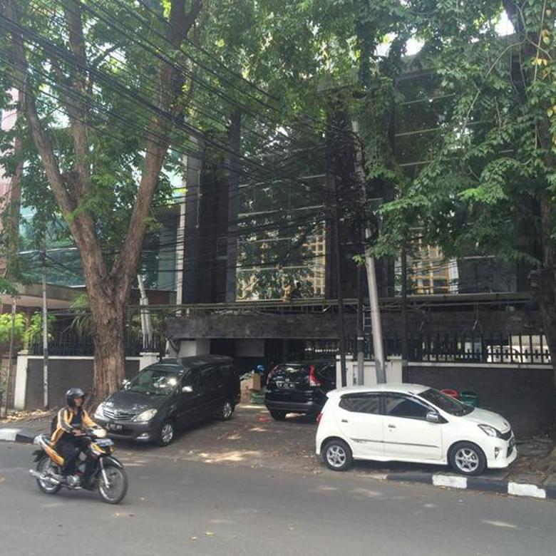 Gedung Perkantoran Siap Pakai Jl.Agus Salim Lt 511/Lb 2000 Menteng Jakarta Pusat
