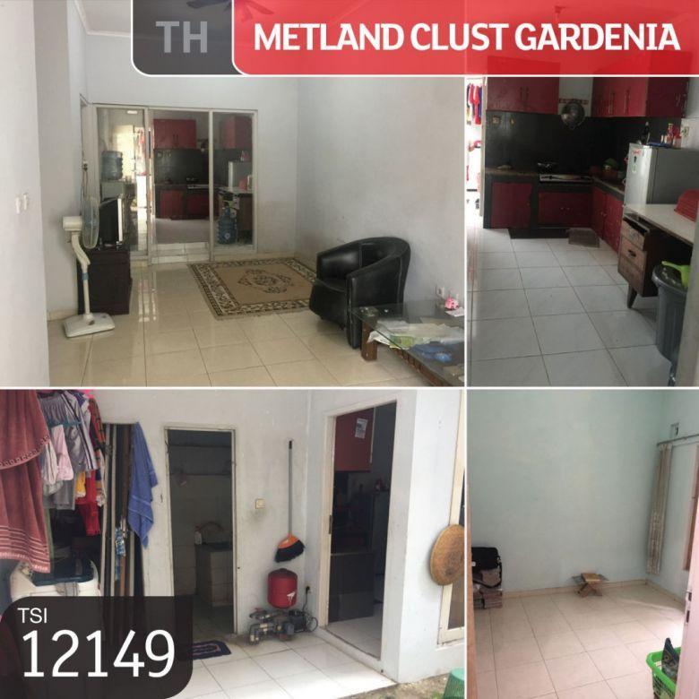 Rumah Puri Metland Cluster Gardenia, Tangerang, 6x18m, 1 Lt, HGB