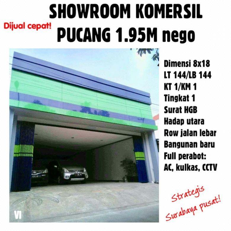 showroom mobil komersil murah pucang pusat surabaya furnish
