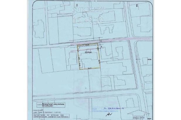 Rp43,9mily Tanah Dijual