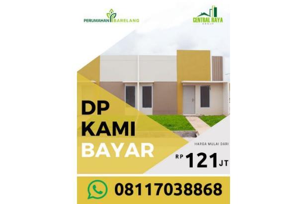 Rp121jt Rumah Dijual