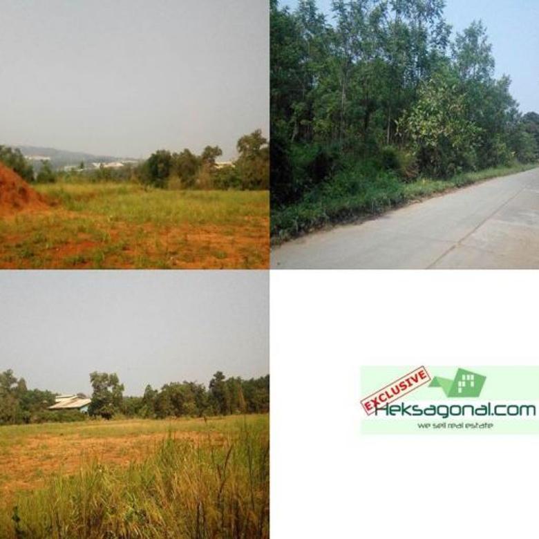 Tanah dijual Kawasan Industri Citeureup Bogor HKS3208