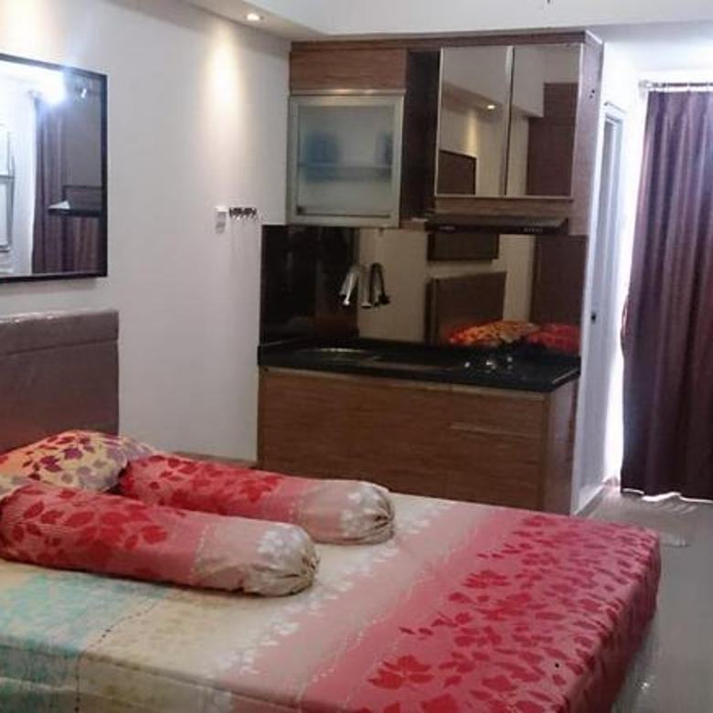 Apartemen Puri Park View di Kembangan Puri Fully Furnished type Studio Harga Covid Langsung dari Owner/Pemilik