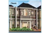 rumah modern gaya classic luas GEDE paramount