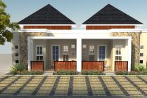 Dijual Rumah Murah Bandung Timur Bebas Banjir Komplek Pilar Biru Lt 125m2