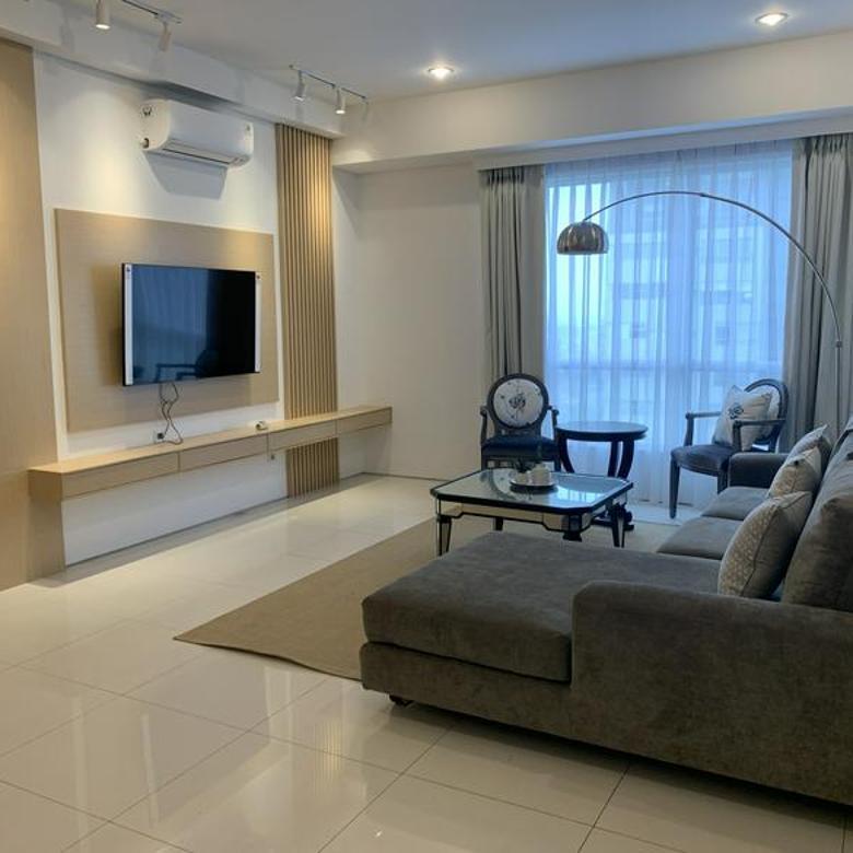 1Park residence 3BR furnished baru
