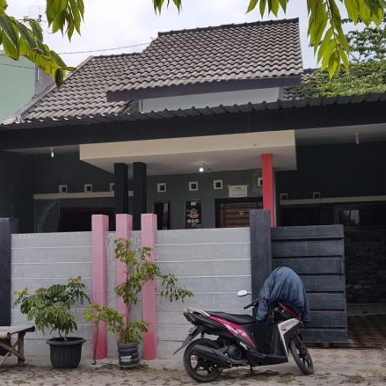 Rumah Bagus 140 m2 dlm Perumahan Gentan, Sukoharjo, Surakarta