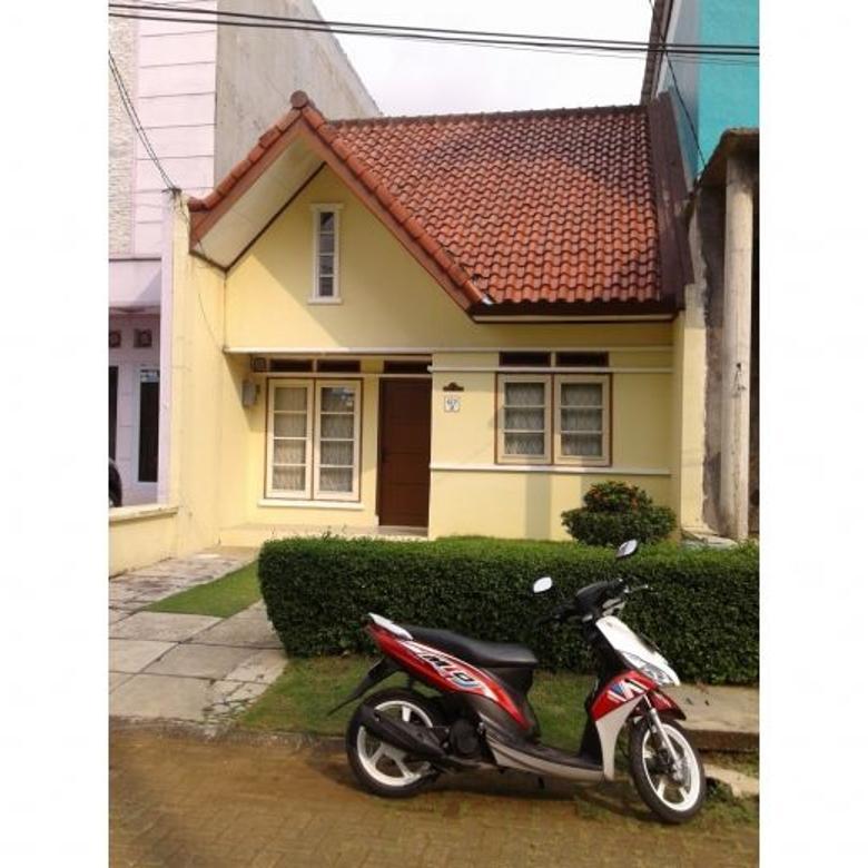 Rumah mungil di Taman Sari Persada