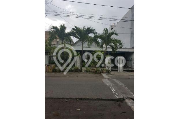 Rumah Siap Huni Row Jalan Lebar di Pucang Kerep 14317249