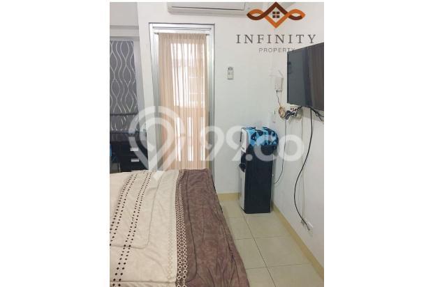 disewakan apartemen green bay studio full furnished tahunan 15817825
