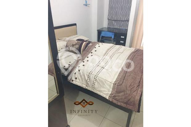 disewakan apartemen green bay studio full furnished tahunan 15817823
