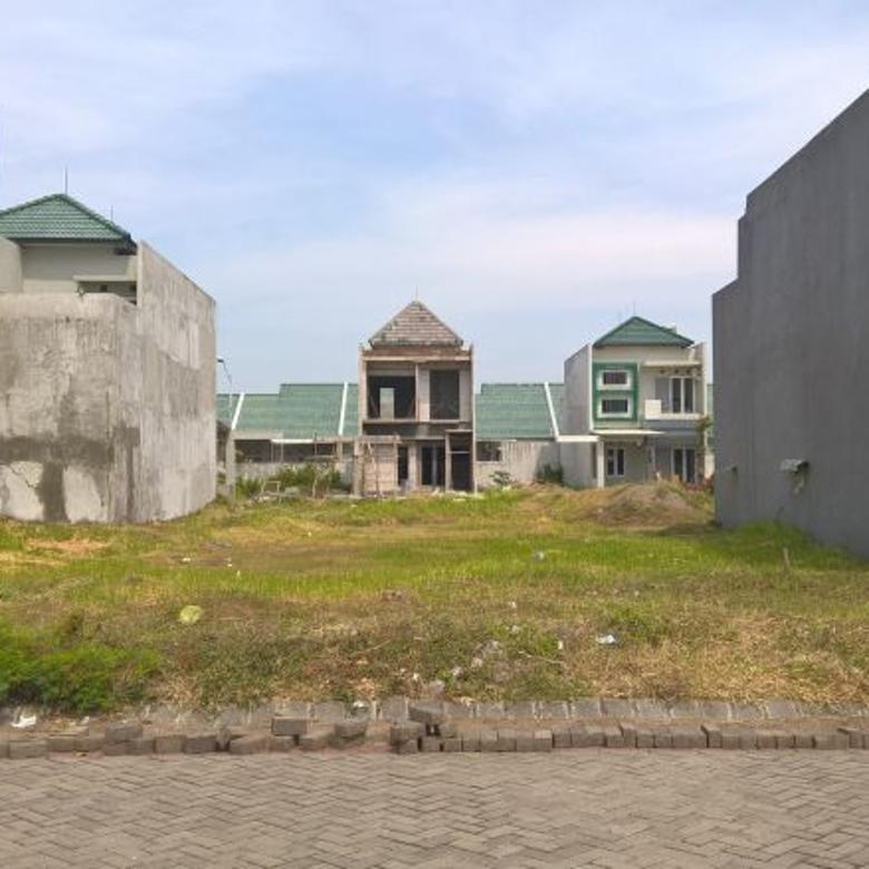 Jual Cepat Murah Tanah Surabaya Timur Strategis Depan CBD Sukolilo