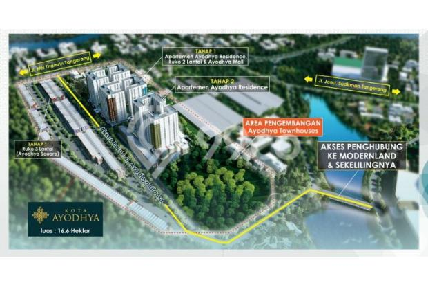 Dijual Apartemen Kota Ayodhya 13681657