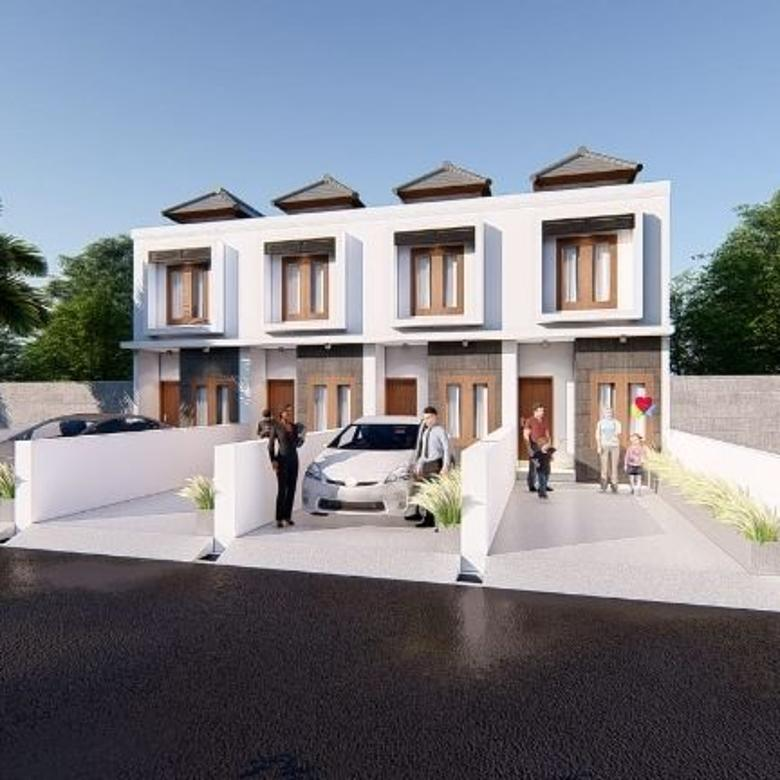 Promo Rumah Lantai.2 dkt pusat kota Denpasar Bali