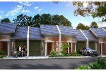 Beli Rumah Kawasan Real Estate, KPR DP 5% Pasti Akad