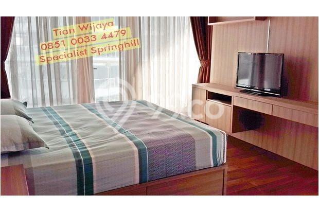DISEWAKAN Apartemen Springhill Kemayoran (165m2) 2+1 Br – View Golf & City 11951850