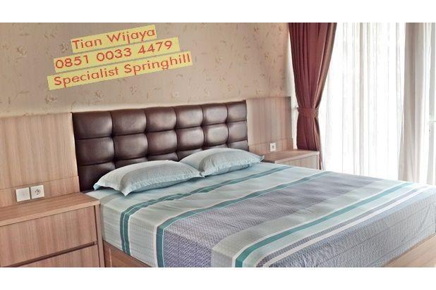DISEWAKAN Apartemen Springhill Kemayoran (165m2) 2+1 Br – View Golf & City 11951846