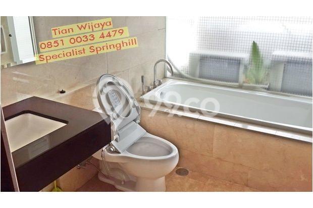 DISEWAKAN Apartemen Springhill Kemayoran (165m2) 2+1 Br – View Golf & City 11951849