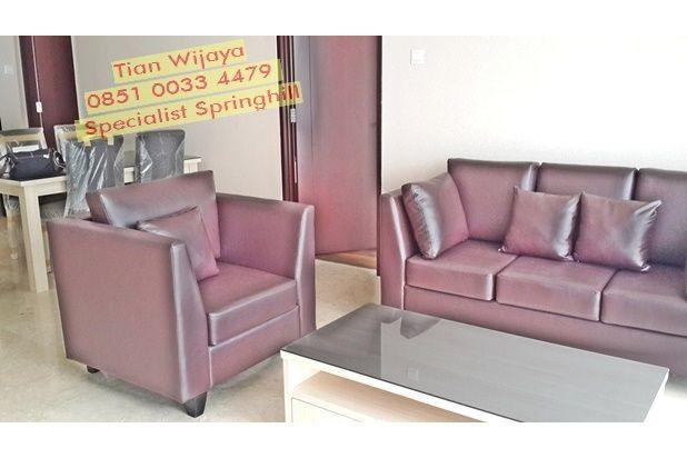 DISEWAKAN Apartemen Springhill Kemayoran (165m2) 2+1 Br – View Golf & City 11951847