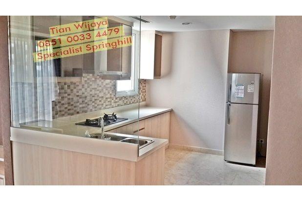 DISEWAKAN Apartemen Springhill Kemayoran (165m2) 2+1 Br – View Golf & City 11951848