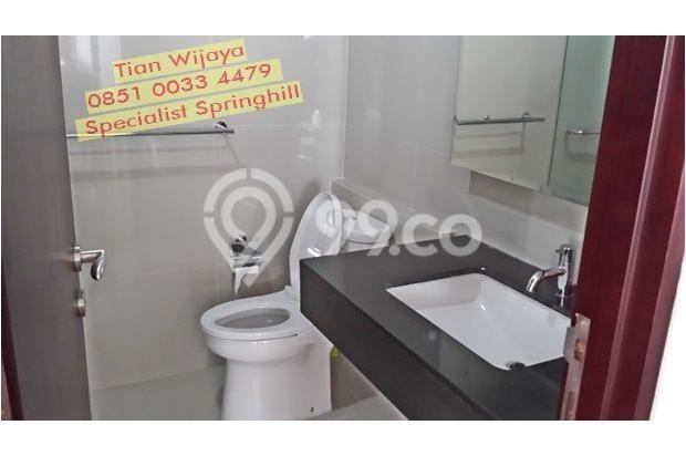 DISEWAKAN Apartemen Springhill Kemayoran (165m2) 2+1 Br – View Golf & City 11951852