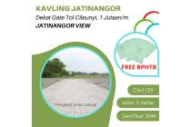 3 Km Kampus UNPAD Jatinangor, Hanya 1 Jt-an/m: Free BPHTB
