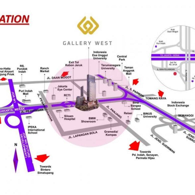 Komersial-Jakarta Barat-1