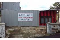 Garasi kos Penitipan Mobil lokasi Wonodri Pterongan Semarang