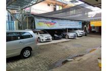 DIJUAL Tanah di Kemang BONUS Guest House & Bengkel Mobil