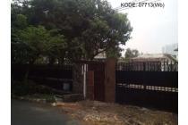 KODE: 07713 (Wb), Rumah Dijual Kayu Putih, Hadap Selatan, Luas 419 meter