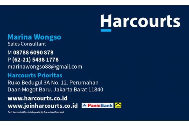 Ruko Citra 2 Ext Uk.3,5x20 Jakarta Barat 16845543