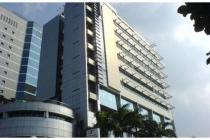 OFFICE SPACE AVAILABLE FOR LEASE DATASCRIP BUILDING KEMAYORAN JAKARTA PUSAT
