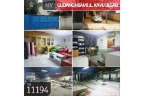 Gudang Miami Jl. Kayu Besar 3, Kapuk Kamal, Jakarta Barat, 1071 m², 2Lt
