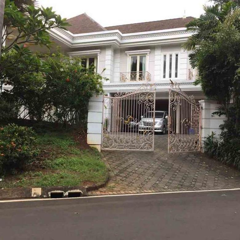 Rumah Bukit Golf Pondok Indah