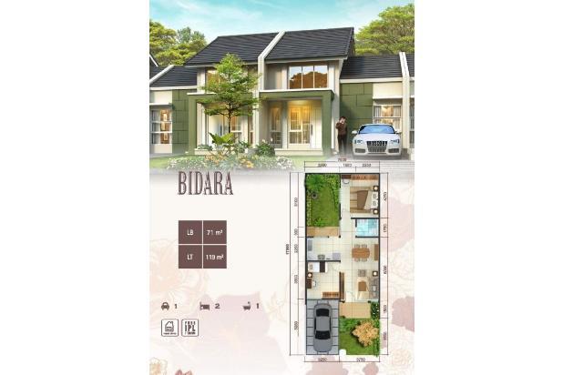 Rp967jt Rumah Dijual