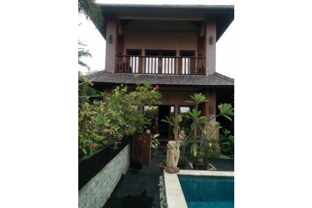 villa batulayar di pulau lombok ntb. 3 kamar. shm. rp 4 m