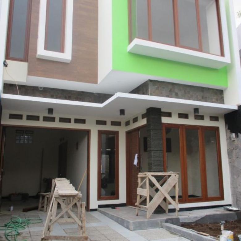 Jual 2 Rumah Cluster di Cigadung - Bandung Utara