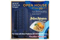 The one and only apartment at bogor city