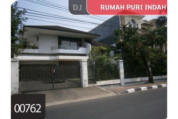 Rumah Puri Indah Raya, Jakarta Barat, Brand New, 542m, 2 Lt 5101766