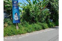 (RN) TANAH PEKARANGAN DI JL GEMAWANG, DEKAT DARI KAMPUS UGM