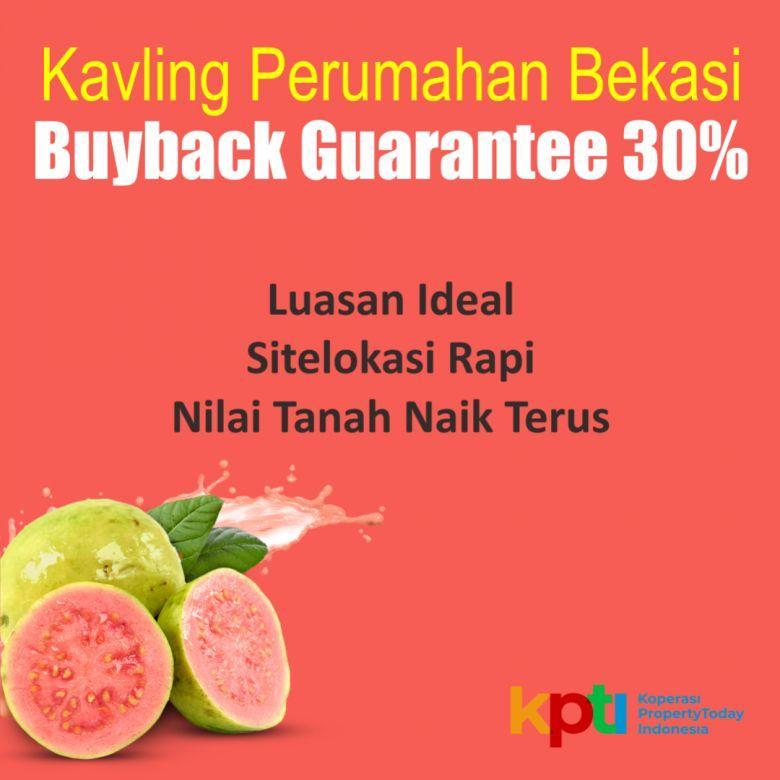 Kapling Bekasi Area Tambun: Garansi Profit 30%