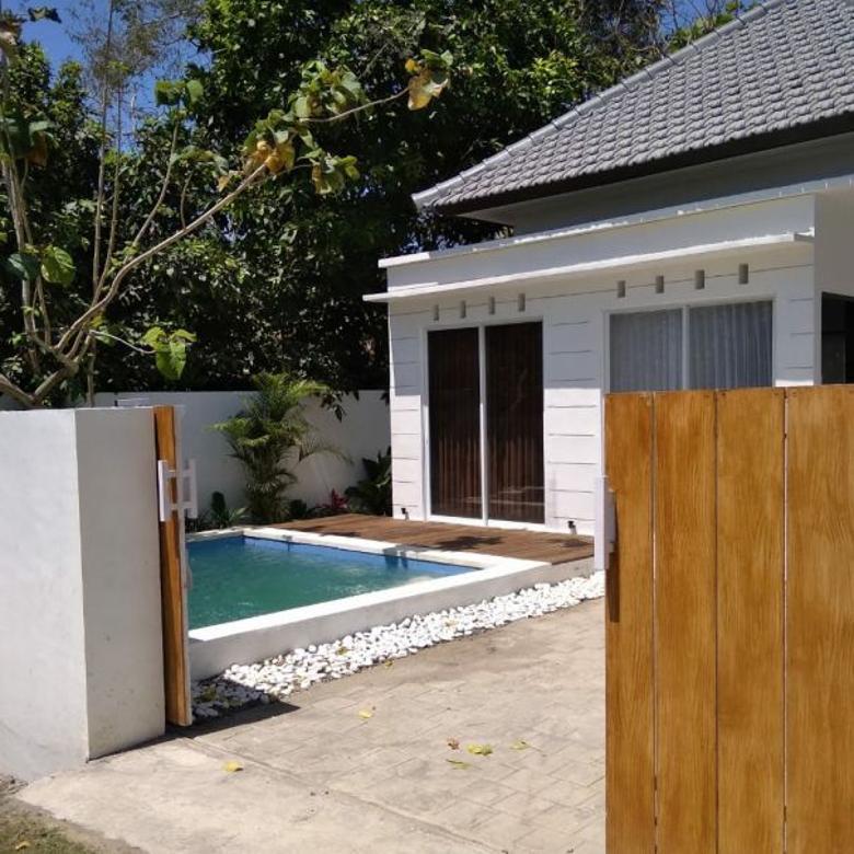 Dijual Vila Baru Strategis Murah Kampial Kutuh Bali