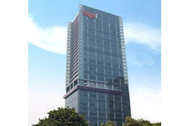 Disewa Ruang Kantor 3723.94 sqm di Menara BTPN, Mega Kuningan, Jakarta 13537754