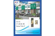 Rumah 2 LT SIAP HUNI AX60 Tangerang Kota Duta Indah Residence